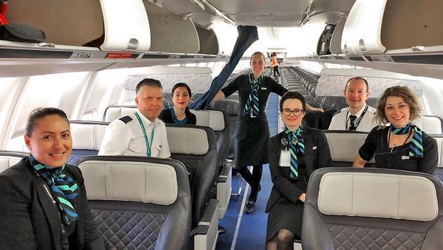 WestJet vol de rapatriement