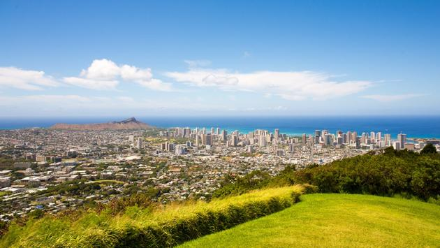 Diamondhead, Honolulu Heights