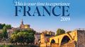 3 rivers, 3 itineraries – Complimentary Air to France on ALL