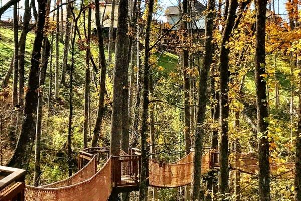 'Take Me to the Mountains' in Gatlinburg, Tennessee