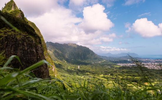 Hawaii Forest & Trail Oahu Honolulu Heights tour