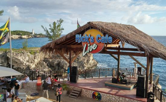 Rick's Cafe in Negril