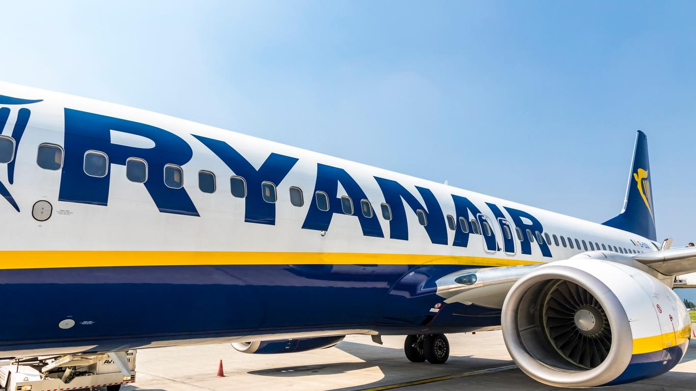 System Failure Forces Ryanair to Play Catch-Up
