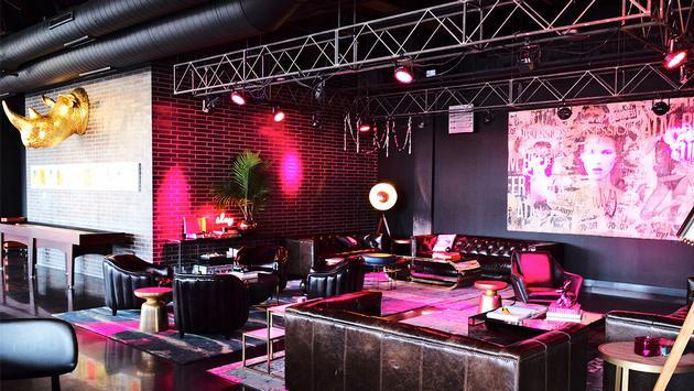 Lobby, Moxy Minneapolis