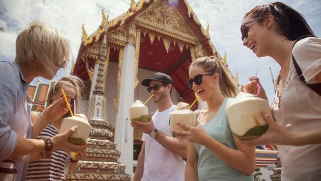 G Adventures in Thailand