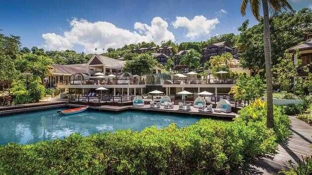 Marigot Bay Resort & Marina By Capella, St. Lucia
