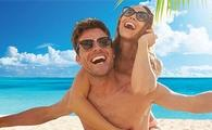 Happiness is in the Savings! Save up to 55% at Bahia Principe in Mexico & the Caribbean!