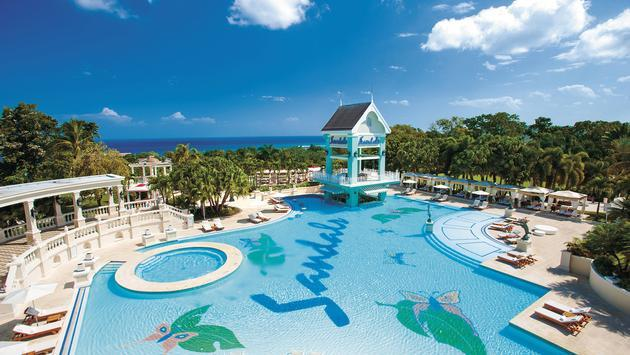 ce26791fa686 Sandals Ochi Beach Resort A Dramatic Luxury Escape Travelpulse