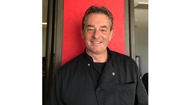 Eric Robert De Maeyer, executive chef