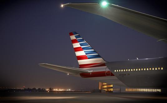 American, Airlines, Boeing