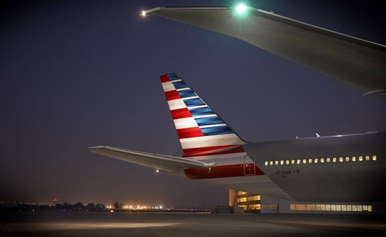 American, Airlines, Boeing