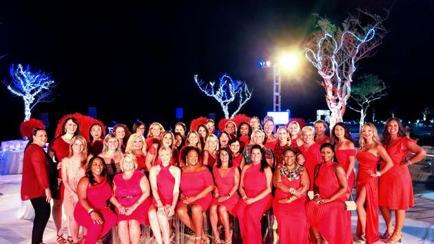 Attendees of the 2020 Female Leaders in Travel Conclave.