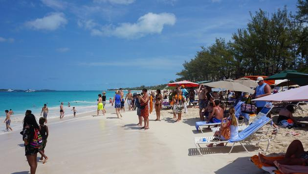 American Airlines and Delta Air Lines are both expanding their service to the Bahamas. (Photo courtesy of Brian Major)