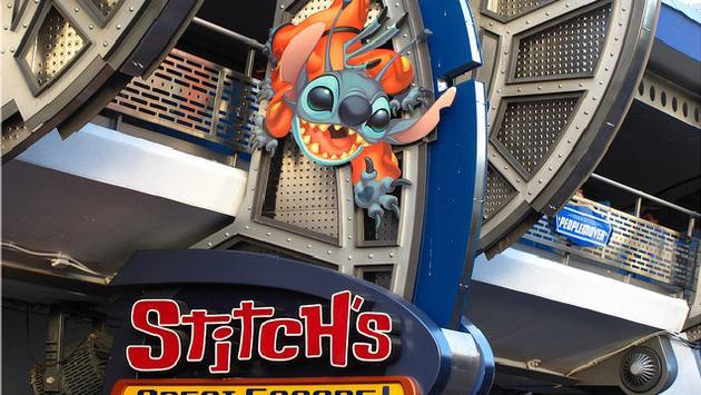 Stitch's Great Escape
