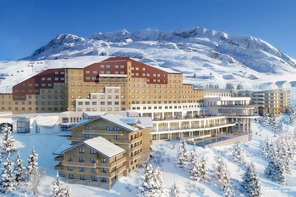 Club Med Announces Opening Date for Alpe d'Huez Resort