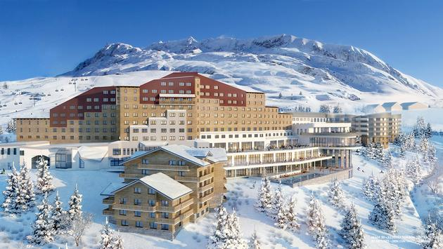 Club, Med, Alps