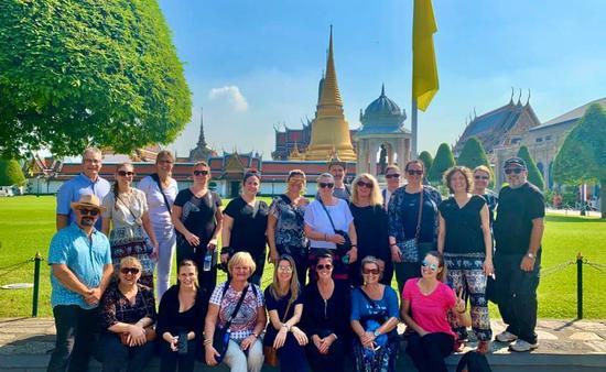FAM de Voyages en Direct en Thaïlande