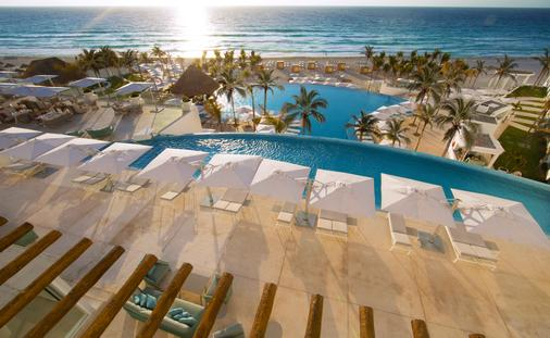 Le Blanc Spa Resort Cancun.