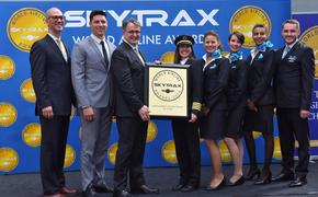 Air Transat Skytrax Awards
