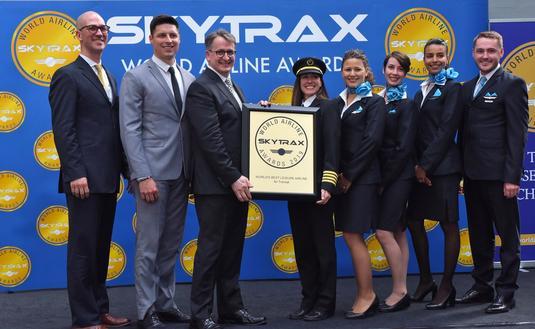 Air Transat Skytrax Awards