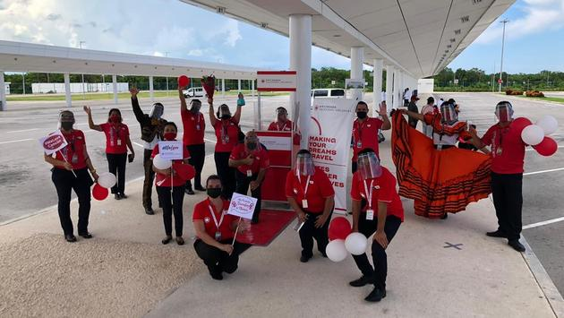 Air Canada Vacations in Cancun