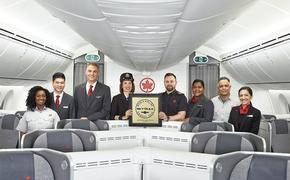 Air Canada Skytrax Awards
