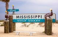 Mississippi, Gulf Coast, travel