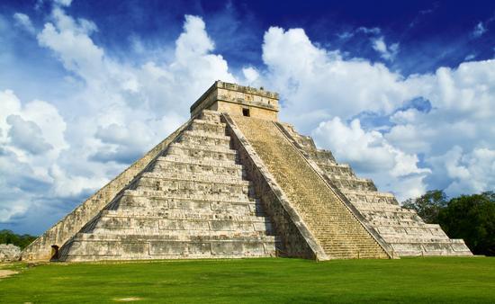 El que fuera el centro de la cultura maya en su etapa de máximo esplendor: Chichén Itzá.. (Foto de Yusely Valenzuela).