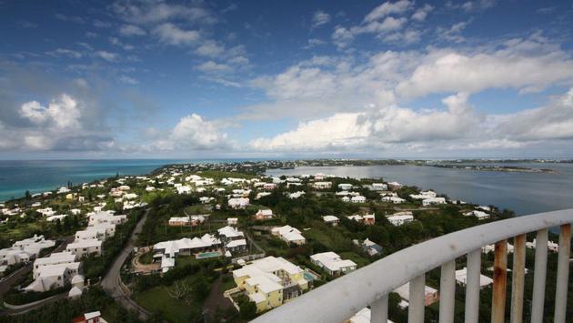 Bermuda from Gibbs Hill Lighthouse