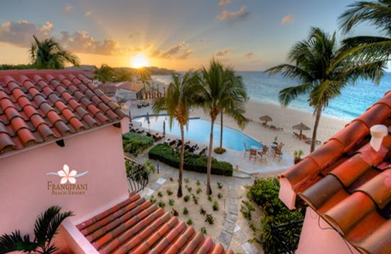 Frangapani Beach Resort in Anguilla