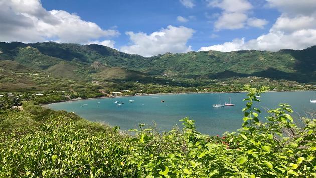 Keikahanui Pearl Lodge, Nuku Hiva, Marquesas, French Polynesia