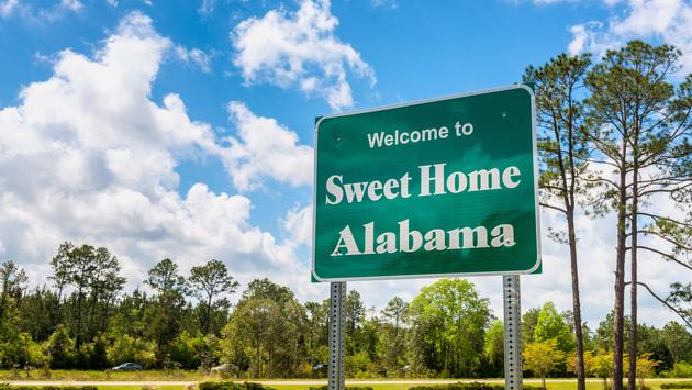 Welcome to Sweet Home Alabama