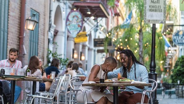 Romantic Weekend in New Orleans