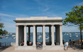 Plymouth Rock, Massachusetts