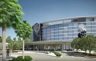 Rendering of WB Abu Dhabi hotel.