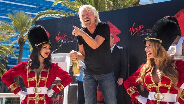 Virgin Hotels-led group acquires Las Vegas Hard Rock