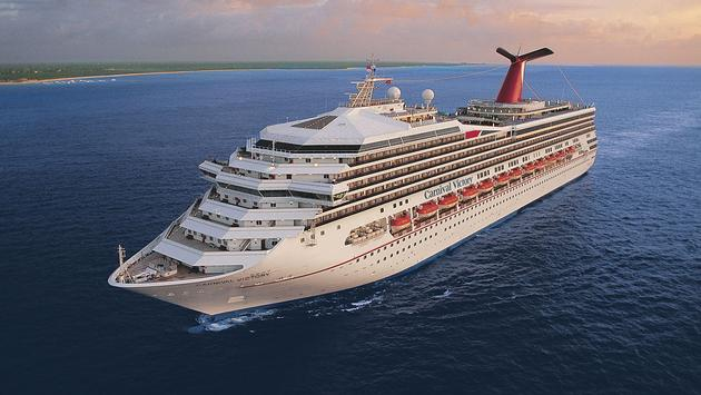 Carnival Cruise Line's Carnival Victory