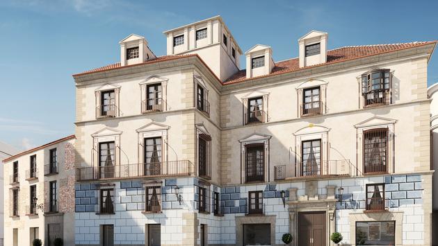 Palacio Solecio, Malaga, Spain