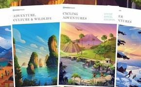 Exodus Travels new brochures