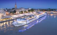 S.S. Bon Voyage in Libourne, France.