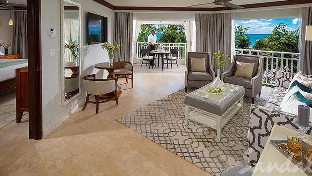 $1,000 Instant Credit at Sandals Barbados
