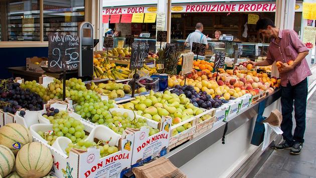 Rome's Testaccio Market