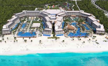 Hyatt Zilara and Hyatt Ziva Cap Cana