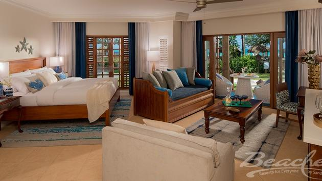 Book Now and Receive 1 Free Night at Beaches Resorts in Negril, Jamaica