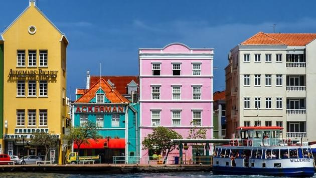 Curacao's Dutch heritage is on full display