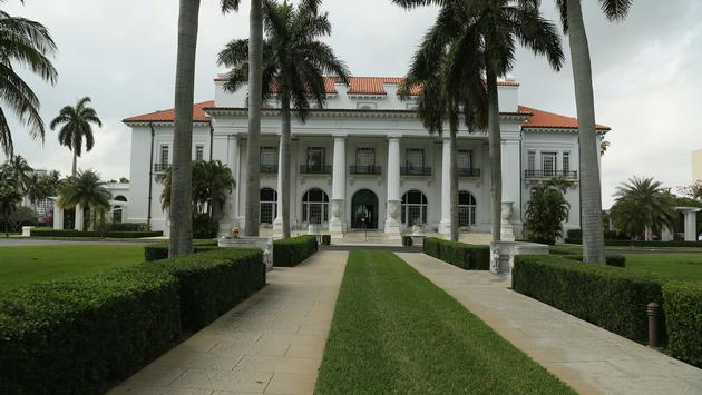 Flagler Museum, also known as Whitehall