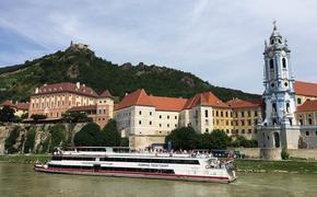 Cruising the Danube