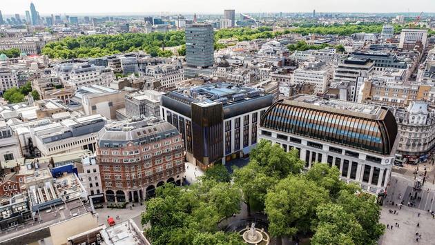 El nuevo hotel más emocionante de Londres, The Londoner, celebra su inauguración.