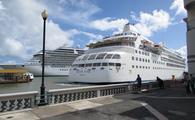 Ships in San Juan