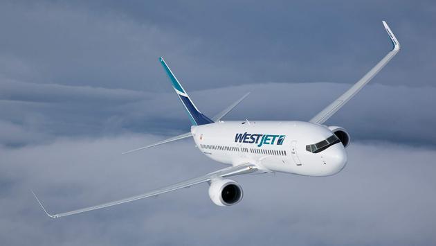 Boeing 737 de nouvelle génération de WestJet